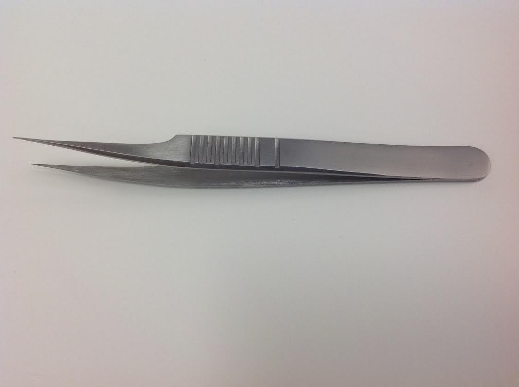 MBI-409 Needle Nose Tweezer Size 4 5″ ( Best for eyelash) | MBI Canada