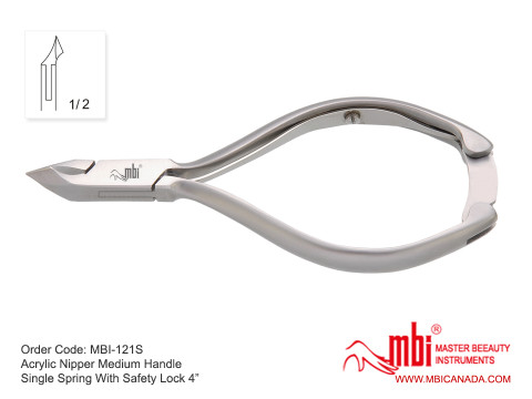 MBI-121S-Acrylic-Nipper-Medium-Handle-Single-Spring-With-Safety-Lock-4