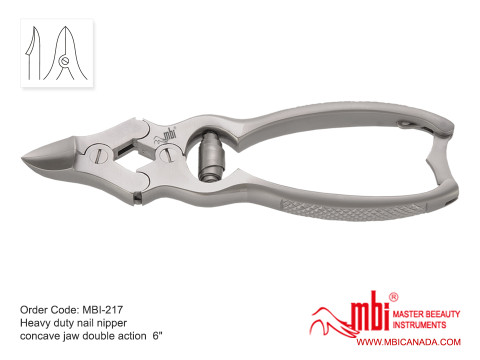 MBI-217-Heavy-duty-nail-nipper-concave-jaw-double-action-6