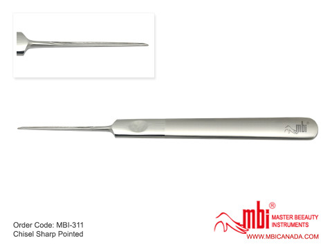 MBI-311-Chisel-Sharp-Pointed