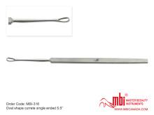 MBI-316-Oval-shape-currete-single-ended-5.5
