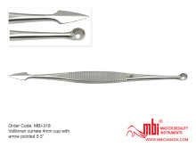 MBI-318-Vollkman-currete-4mm-cup-with-arrow-pointed-5.5