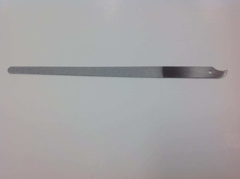 MBI-376 Diamond Deb nail file dual sided size 8″   MBI Canada